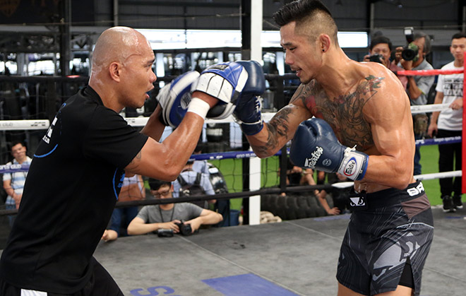 """""""Vua MMA"""" gốc Việt Martin Nguyễn: Pierre Flores là ai vậy? 2"""