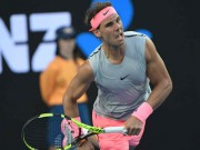"""Thể thao - """"Ác mộng"""" chấn thương: Nadal bỏ Acapulco, lỡ dịp soán ngôi Federer"""