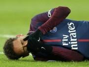 Bóng đá - Neymar chấn thương: PSG ép tiêm thuốc đấu Real, ĐT Brazil hoảng