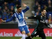 """Bóng đá - Espanyol - Real Madrid: """"Sét đánh"""" phút cuối cùng"""