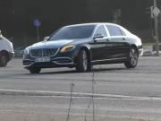 Tin tức ô tô - Mercedes-Maybach S-Class 2019 siêu sang xuất hiện trước giờ G