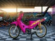 Thế giới xe - Ngắm Honda Wave độ chất lừ của dân chơi xứ chùa vàng
