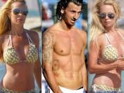 """Thời trang - Vợ siêu mẫu của """"gã điên sân cỏ"""" Zlatan Ibrahimovic ngày càng tàn tạ"""