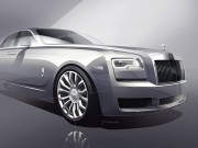 Tin tức ô tô - Rolls-Royce Ghost bản đặc biệt kỷ niệm 101 năm thành lập hãng