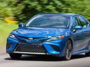 Tin tức ô tô - Hệ dẫn động bốn bánh AWD sẽ có mặt trên Camry Hybrid mới?