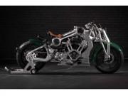 """Thế giới xe - Ngắm """"chiến cơ mặt đất"""", giá siêu khủng từ Curtiss Motorcycle"""