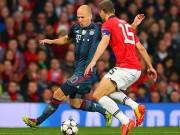 """Bóng đá - """"Bom tấn"""" Robben đến MU: Miễn phí cực chất, gừng già rất cay"""