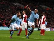 Bóng đá - Đại chiến Arsenal: Chưa kịp đá, Man City tự động thua?