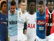 Bóng đá - MU thay Carrick & Fellaini: Mourinho nhắm 6 SAO bự 260 triệu bảng