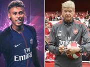 """Bóng đá - Wenger hết thời, sắp bị Arsenal """"thải"""": Về PSG làm thầy Neymar?"""
