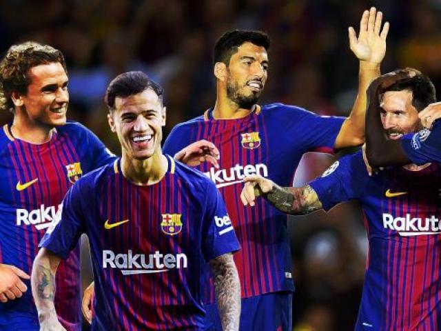Barca ngoảnh mặt với Neymar: Bán 6 SAO vì Griezmann 100 triệu euro 4