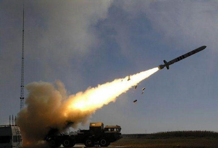 TQ tung video phóng loạt tên lửa tầm bắn bao phủ căn cứ Mỹ