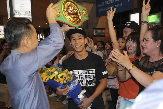 """Boxing: Trần Văn Thảo vô địch châu Á ngắm mục tiêu """"khủng"""" 1"""