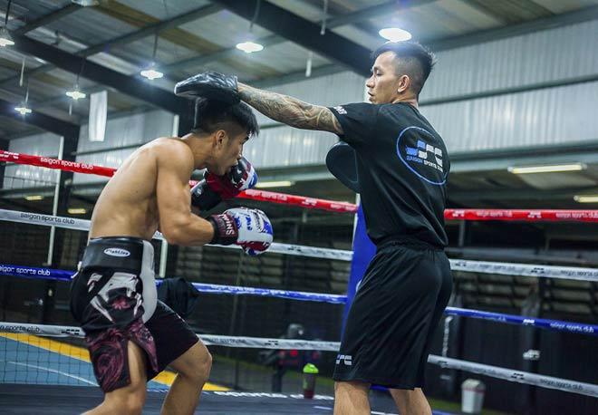 """Boxing: Trần Văn Thảo vô địch châu Á ngắm mục tiêu """"khủng"""" 3"""