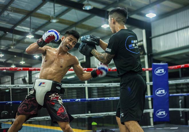 """Boxing: Trần Văn Thảo vô địch châu Á ngắm mục tiêu """"khủng"""" 4"""