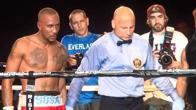 """Chấn động """"quỷ dữ"""" boxing: Nghịch tử sát hại cha rồi... xem TV 1"""