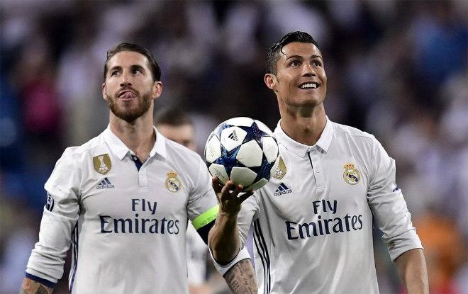 """Chuyển nhượng MU: Vì Ramos, """"Quỷ đỏ"""" không muốn Ronaldo trở lại 1"""