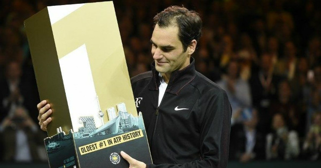 """Federer sức nhàn chống địch mỏi: Nadal sẽ lại """"hít khói"""" kình địch 1"""