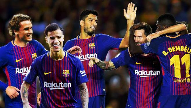 Barca học theo Real tậu Griezmann: 260 triệu euro vì bộ tứ siêu đẳng - 2