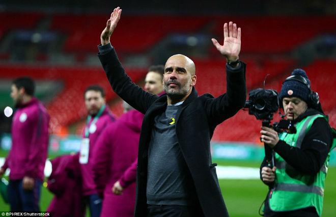 """Man City tái đấu """"mồi ngon"""" Arsenal: Pep chọn ngày vô địch Ngoại hạng Anh 2"""