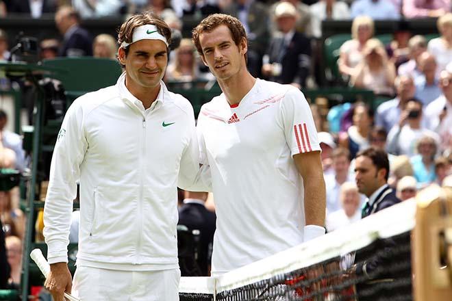 Tin thể thao HOT 2/3: Murray trở lại sớm, quyết cản bước Federer 1