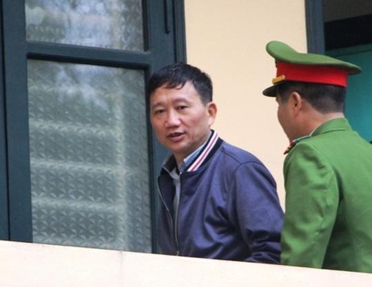 Trịnh Xuân Thanh kháng cáo vì cho rằng mình vô tội