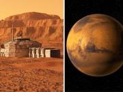 Phi thường - kỳ quặc - Giáo sư Mỹ nêu cách con người sẽ sống ở sao Hỏa