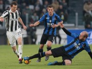 """Bóng đá - Juventus - Atalanta: """"Chết lặng"""" vì phạt đền"""