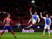 """Bóng đá - Atletico Madrid - Leganes: Siêu sao """"lên đồng"""", cú poker thần thánh"""