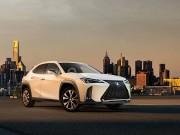 Tin tức ô tô - Lộ diện những hình ảnh đầu tiên của Lexus UX 2018