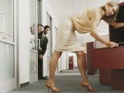 Tranh vui - Chuyện khó đỡ chốn công sở không phải ai cũng biết