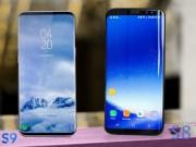 Thời trang Hi-tech - So sánh Galaxy S9 và Galaxy S8: Nâng cấp rất đáng giá