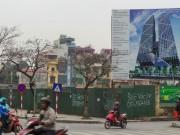 Tài chính - Bất động sản - Thanh tra phát hiện loạt chung cư 'cày nát' vỉa hè tiền tỷ