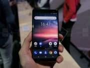 """Tin tức công nghệ - Trên tay Nokia 8 Sirocco cấu hình """"trâu"""""""