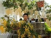 """Thị trường - Tiêu dùng - 9X """"già"""" với kinh nghiệm trồng lan thủy tiên, kim điệp ra hoa cực đỉnh"""