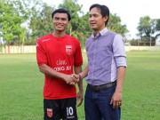 Bóng đá - Tướng trẻ đọ sức ở V-League