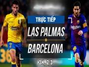 Bóng đá - Chi tiết Las Palmas - Barcelona: Nỗ lực bất thành (KT)