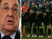 """Bóng đá - Real tái đấu PSG, đón sóng dữ: """"Bố già"""" nổi điên, 10 cầu thủ sắp """"ra đường"""""""