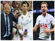 """Bóng đá - Vua Ronaldo được đề cử thay Zidane, """"cấm"""" Real mua Harry Kane"""
