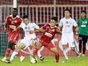 Bóng đá - Cầu thủ U-23 chơi V-League: Con dao 2 lưỡi!