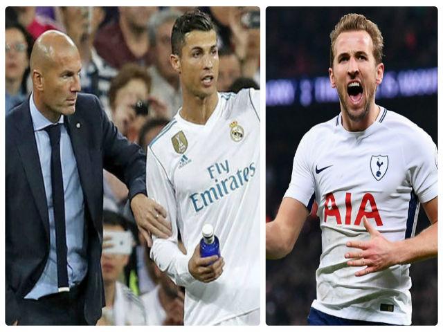 """Chấn động: Real đã có Harry Kane 200 triệu bảng, Ronaldo """"tự ái"""" ra đi 4"""