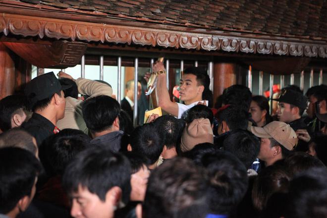"""Những hình ảnh """"không ngờ"""" tại lễ phát ấn đền Trần 2018 - 6"""