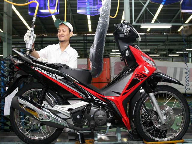 """Giá xe """"vua côn tay"""" Yamaha Exciter đang giảm nhẹ - 2"""
