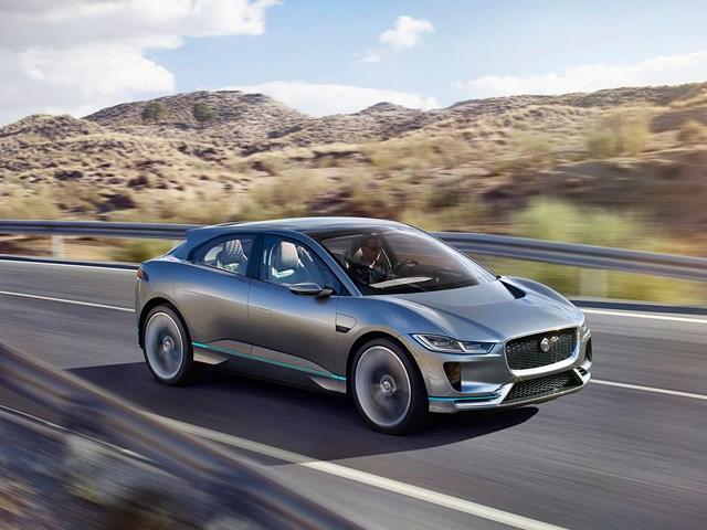 Jaguar I-Pace vs Tesla Model X - Ai hơn ai? - 5