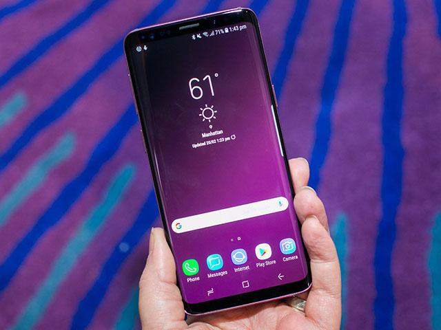 """Samsung Galaxy S9+ đoạt giải """"Thiết bị kết nối mới tốt nhất"""" tại MWC 2018 - 3"""