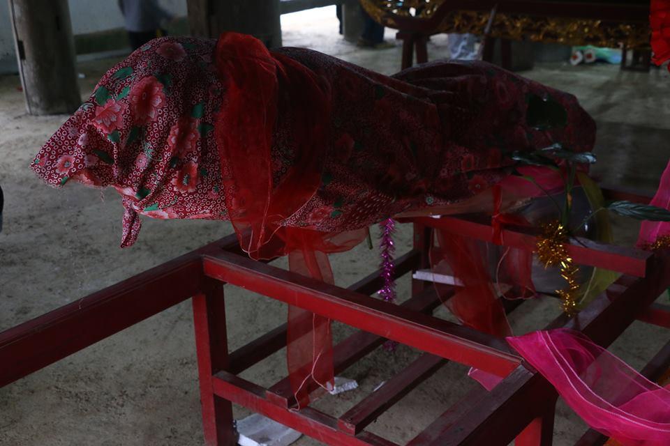 """Tiết lộ bí mật của người làm """"của quý"""" tại lễ hội táo bạo nhất Việt Nam - 2"""