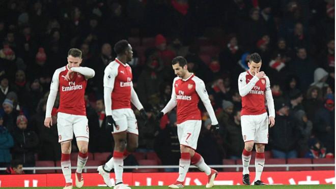 """Arsenal sấp mặt vì Man City: """"Rổ đựng bóng"""" ê mặt nhất châu Âu 1"""
