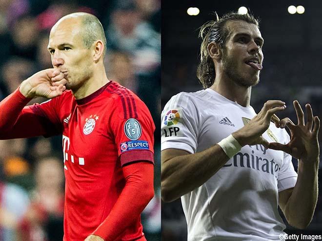 Bom tấn Robben đến MU: Tiết kiệm 80 triệu bảng, khỏi cần Gareth Bale 1