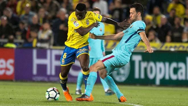 Las Palmas - Barcelona: Tuyệt phẩm siêu sao, penalty định đoạt