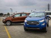 Tư vấn - Ford EcoSport 2018 có giá từ 545 triệu tại Việt Nam